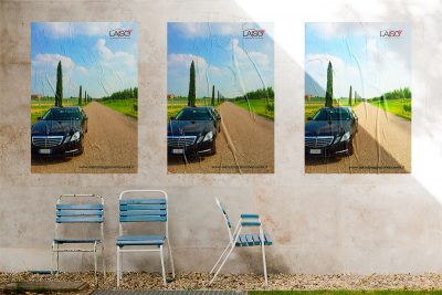 Progettazione grafica e stampa manifesti, locandine e striscioni pubblicitari a Milano