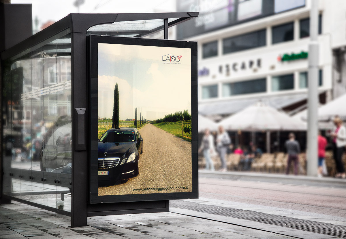 Campagne pubblicitarie affissioni grande formato manifesti Milano RSPlanner marketing