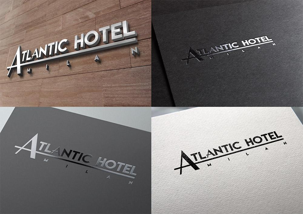 Realizzazione Logo per Best Western Atlantic Hotel