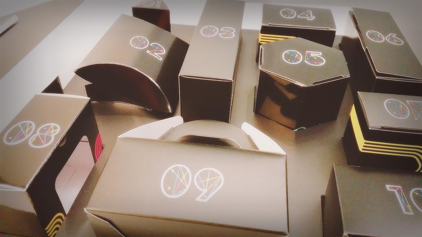 Progettazione grafica packaging personalizzato - RS PLANNER
