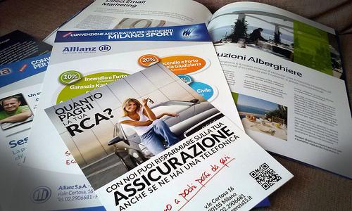 Creazione volantini pubblicitari a Milano e provincia - RS Planner Marketing