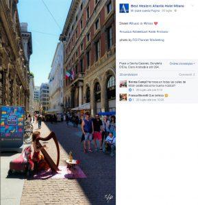 Sviluppo pacchetti di contenuti per Facebook e Social Media