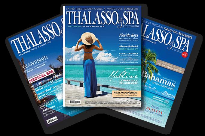 THALASSO & SPA - La prima rivista italiana di Viaggi del Benessere