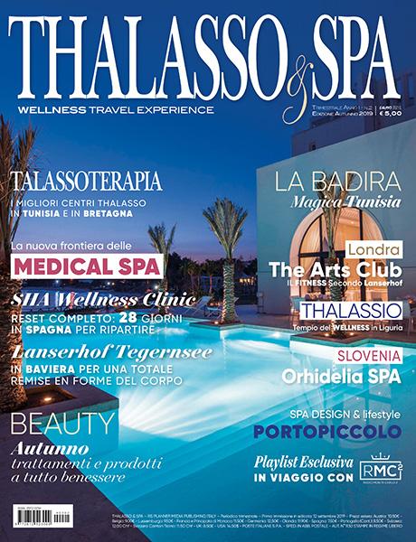 THALASSO & SPA - copertina numero 2