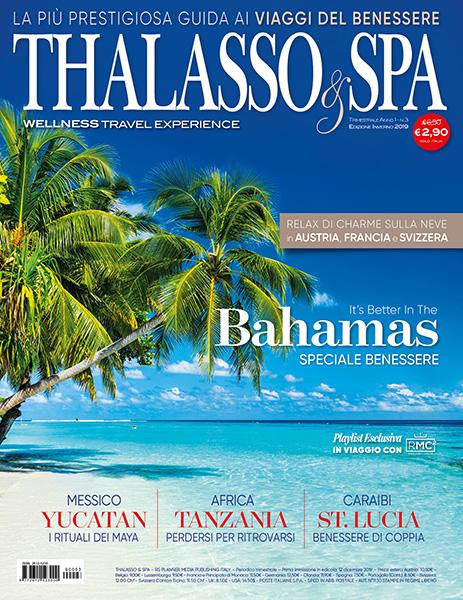 THALASSO & SPA - copertina numero 3
